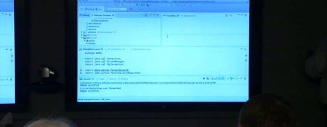 Direct SQL Programming With Fado