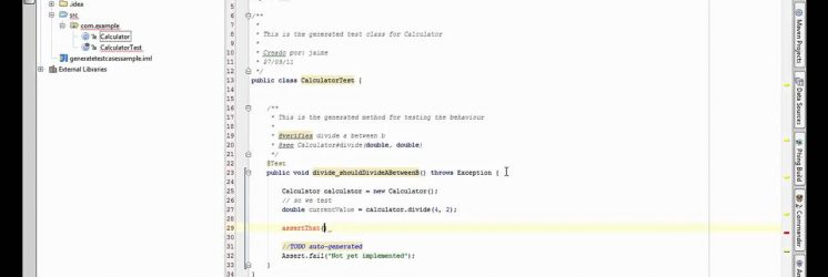 GenerateTestCases IntelliJ IDEA Plugin
