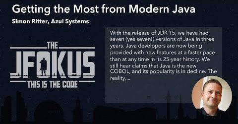 Get the Most from Modern Java Versions