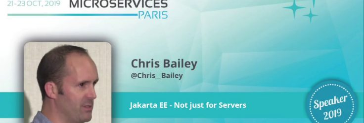 Jakarta EE Is Not Just For Servers